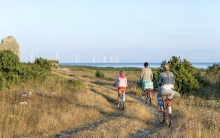 Tips til sykkelferie på Øland
