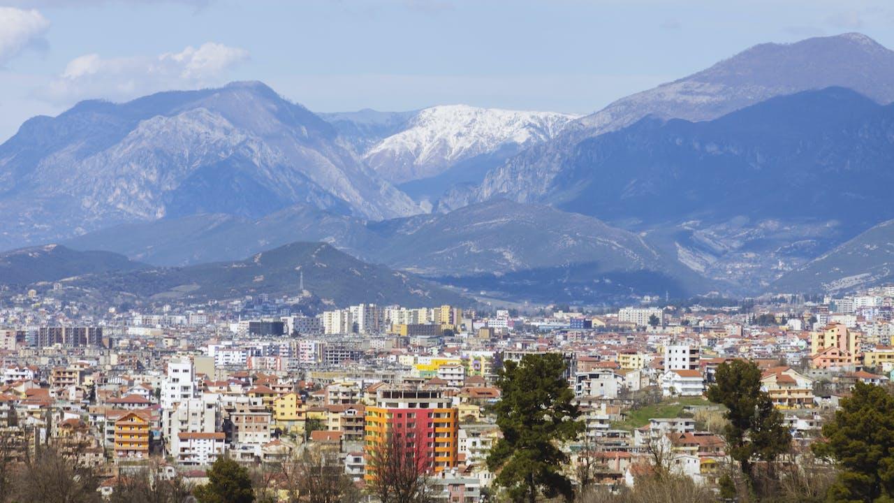 Albania reisetips - flotte strender og billig mat