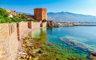 Antalyakysten reiseguide