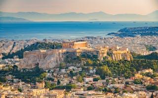Athen reiseguide - en uoppdaget verdensmetropol
