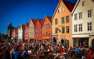 Bergen - gratis aktiviteter