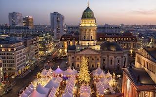 Opplev julemarkedene i Berlin