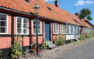Danmark med barn - ting å gjøre på Bornholm