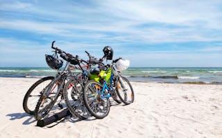 Sykkelferie på Bornholm