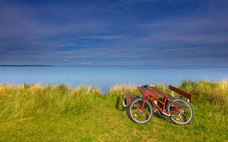 Tips til sykkelferie på Fyn i Danmark