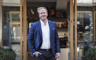 Jørgen Hellestveit, produktdirektør i FINN eiendom