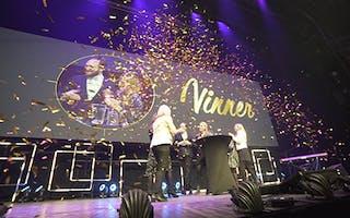 Vinner av FINN Jobb Awards 2019