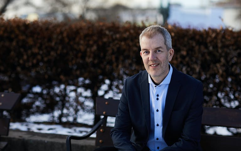 Christian Børresen, Marketing manager i Randstad