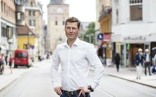 Christopher Ringvold, jobbanalytiker og produktdirektør for FINN jobb
