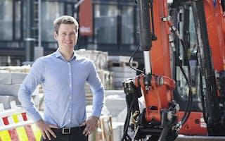 Christopher Ringvold, jobbanalytiker og produktdirektør i FINN jobb