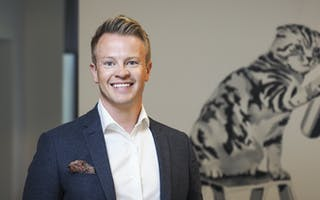 Roar Olav Slatlem, Key Account Manager i FINN jobb