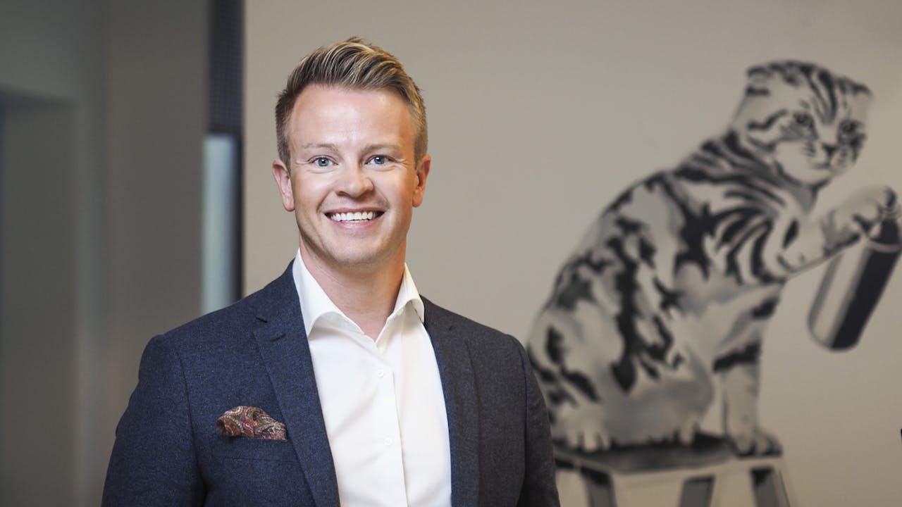 Roar Olav Slatlem, Key Account Manager i FINN jobb