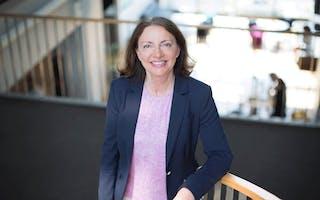 Solfrid Skilbrigt, HR-direktør i Sopra Steria