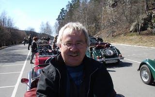 Jon Winding-Sørensen, redaktør i Bilforlaget AS