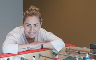 Kamilla Wehrmann, forretningsutvikler hos FINN eiendom