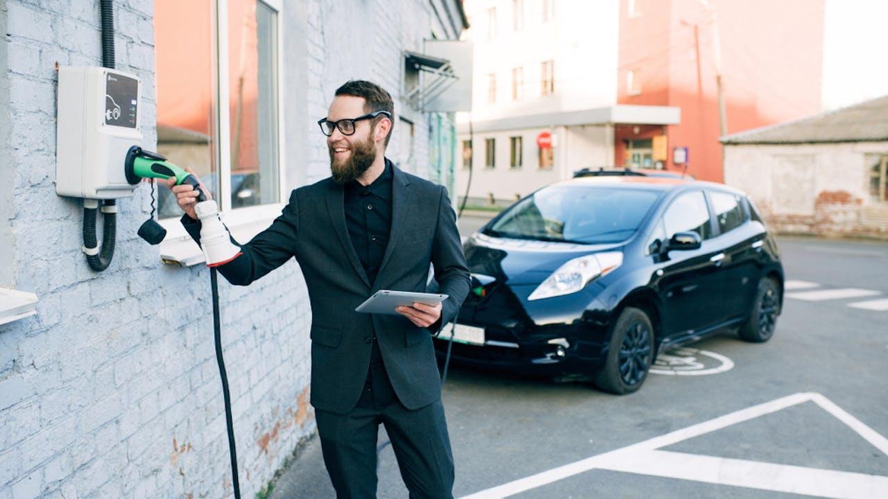 El lader til el bil | FINN.no
