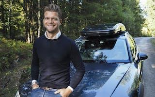 Magnus Frøshaug Ryhjell, forretningsutvikler i FINN motor