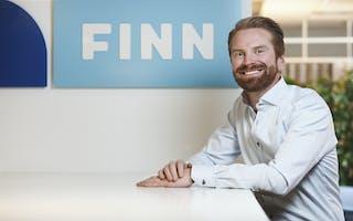 Anders Halvorsen, salgssjef i FINN motor