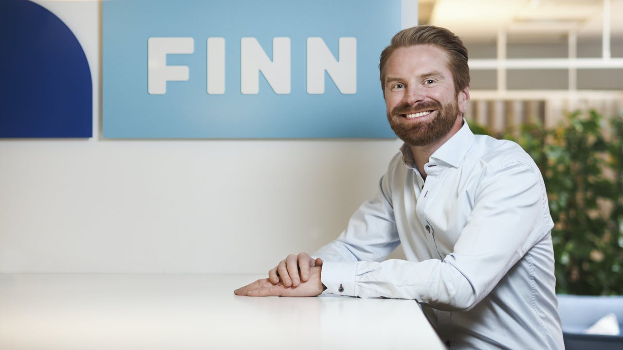 Anders Halvorsen FINN logo