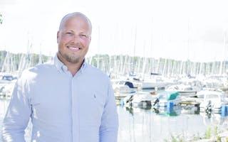 Ole Martin Larsen, strategisk kundesjef og bransjeansvarlig i FINN motor