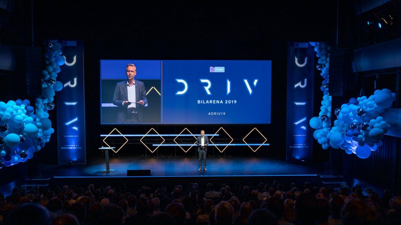 Scene Driv Bilarena 2019