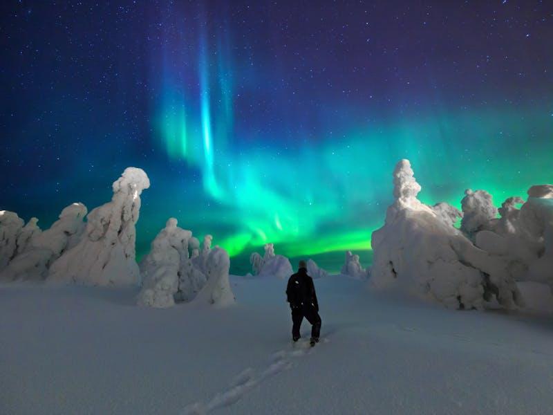 Finland nordlys