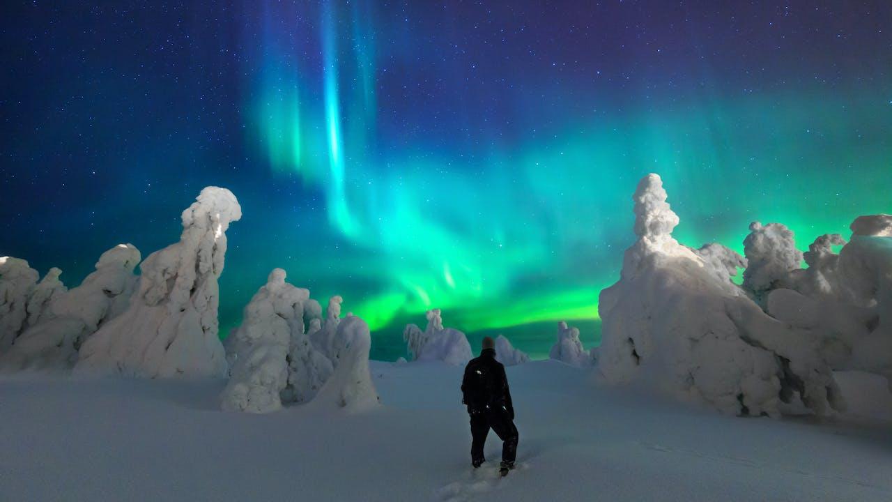 Finland - de beste tipsene til å oppleve nordlyset