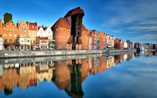 Gdansk reisetips - shopping, restauranter og spa