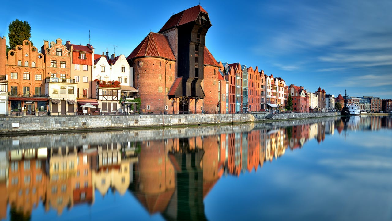 Gdansk reisetips - shopping, restauranter og spa
