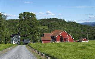Jobbe og bo på Hønefoss, Ringerike kommune