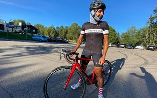 A Mir sykkelsprint
