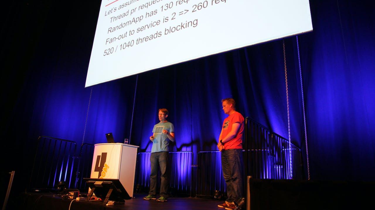 Foredrag utviklere