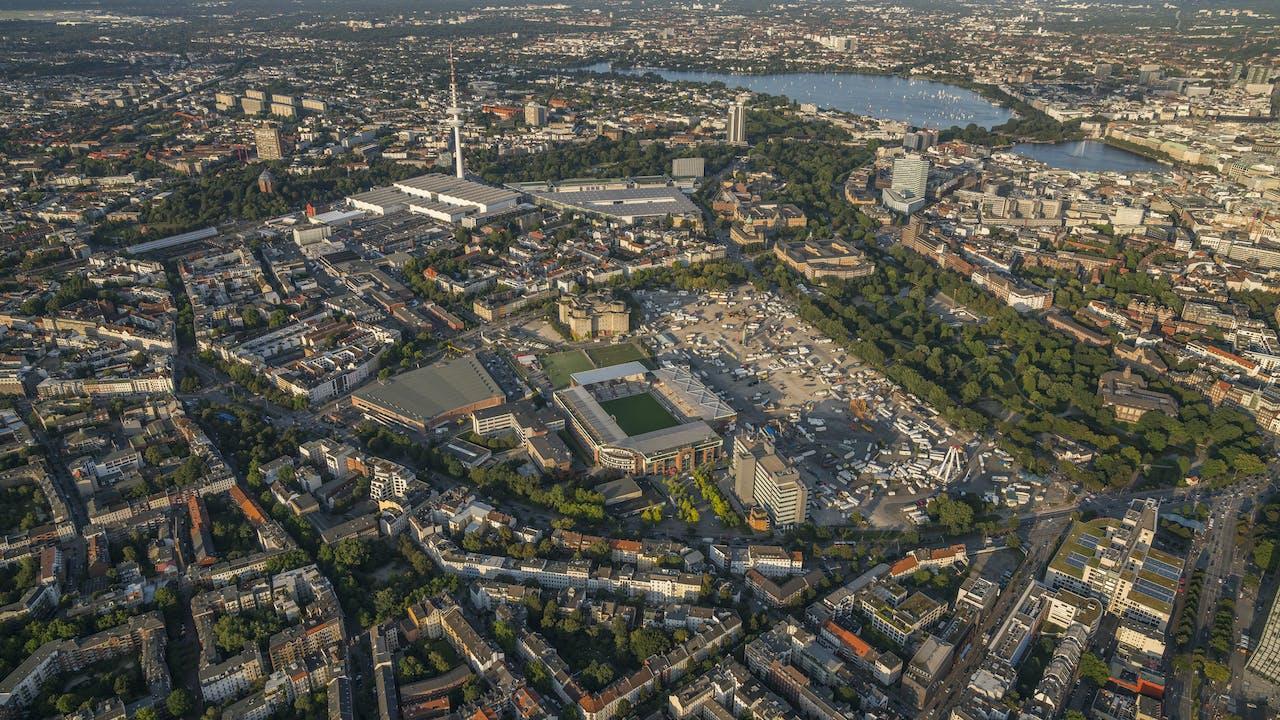 Fotballtur til Hamburg - opplev Bundesliga i Tyskland