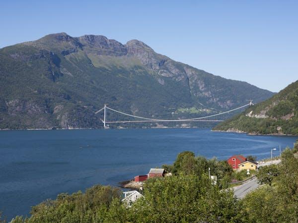 Bilde av Hardangerbrua