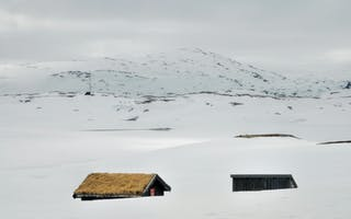 Haukelifjell - skiferie på Hardangervidda