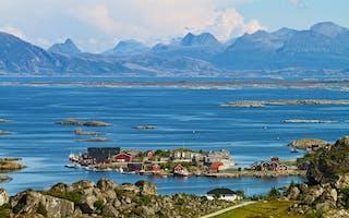 Ferie på Helgelandskysten