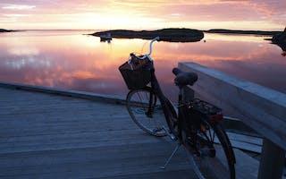 Sykkelferie på Helgelandskysten