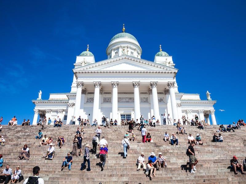 Kjærestetur i Helsinki - 8 romantiske tips