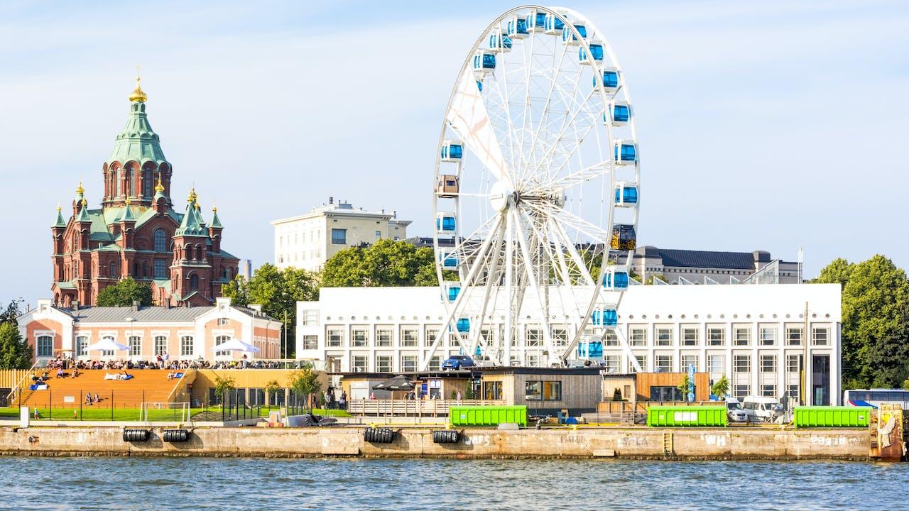 Helsinki med barn - 9 tips til ting å gjøre
