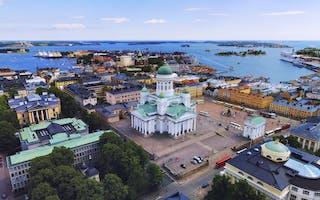 Helsinki reiseguide - opplev Finlands hovedstad