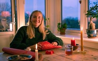 Helle Eiborg (28): - Derfor kjøper jeg kun brukte julegaver i år