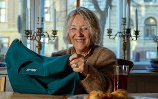 Lise Gauslaa (72): - Jeg handler brukte julegaver hele året