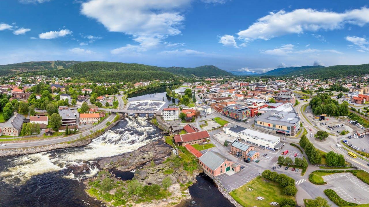 Flytte til Kongsberg etter studietiden