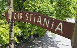 Opplev fristaden Christiania i København