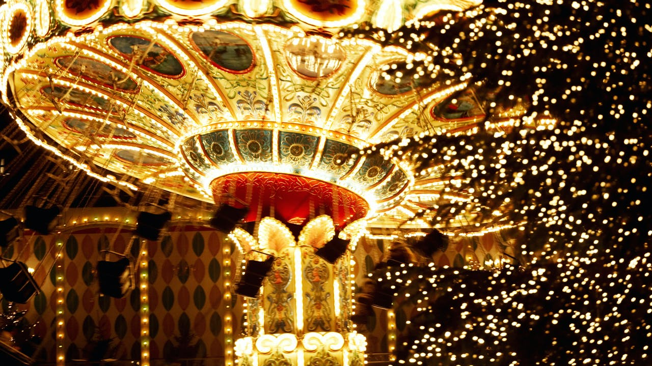 Opplev julemarkedene i København