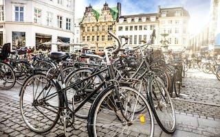 Opplev København på sykkel