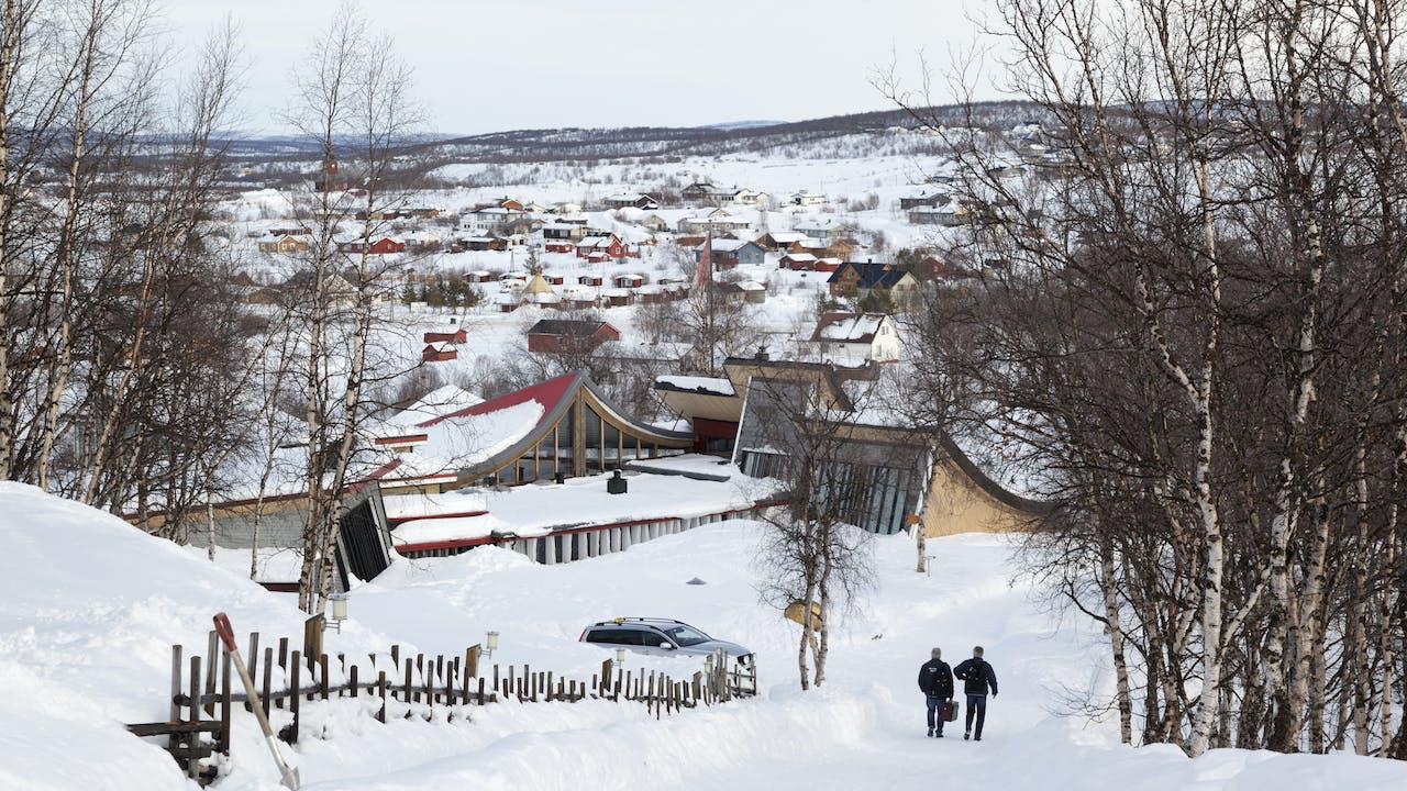 Opplev nordlys og samisk kultur i Kautokeino