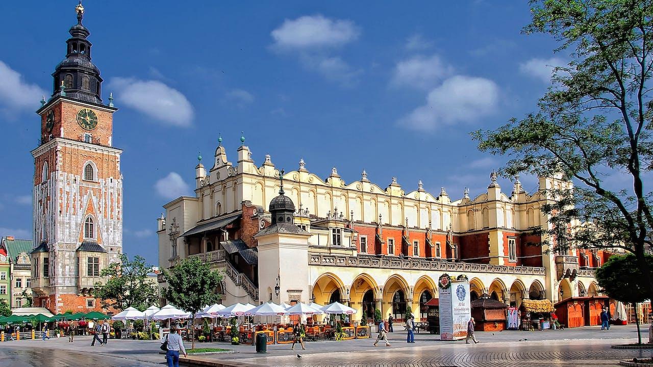 Krakow reiseguide – en av Europas billigste byer