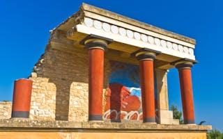 Bli kjent med minoernes Kreta