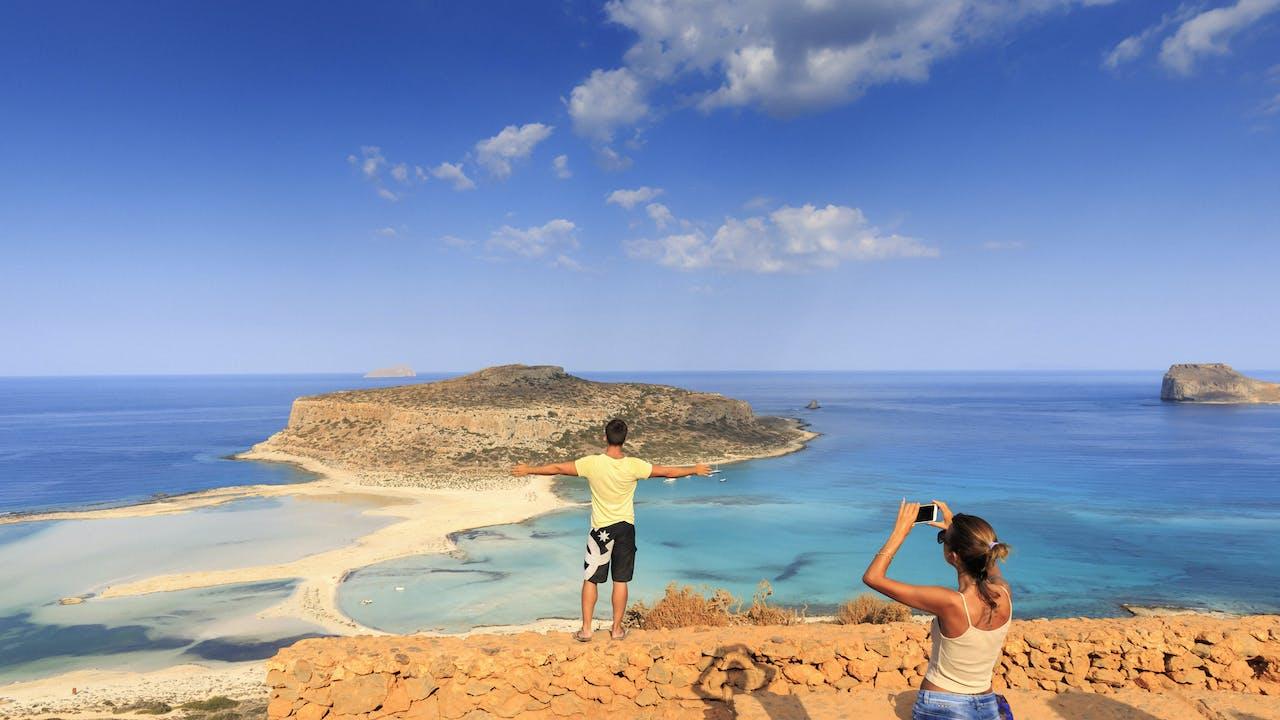 Kreta aktiv ferie hovedbilde